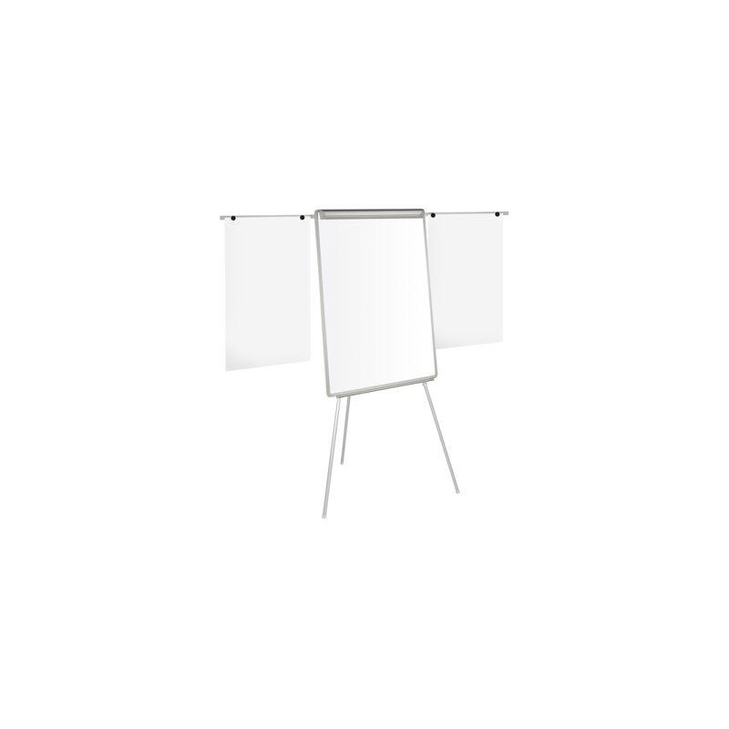 Cavalete Tripé Magnético Com Hastes 70x100cm Flip Chart