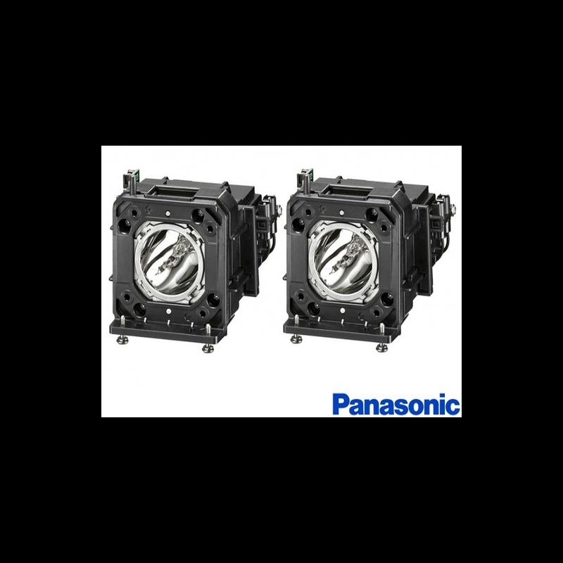KIT 2 Lâmpadas Panasonic ETLAD120W para PT-DZ870