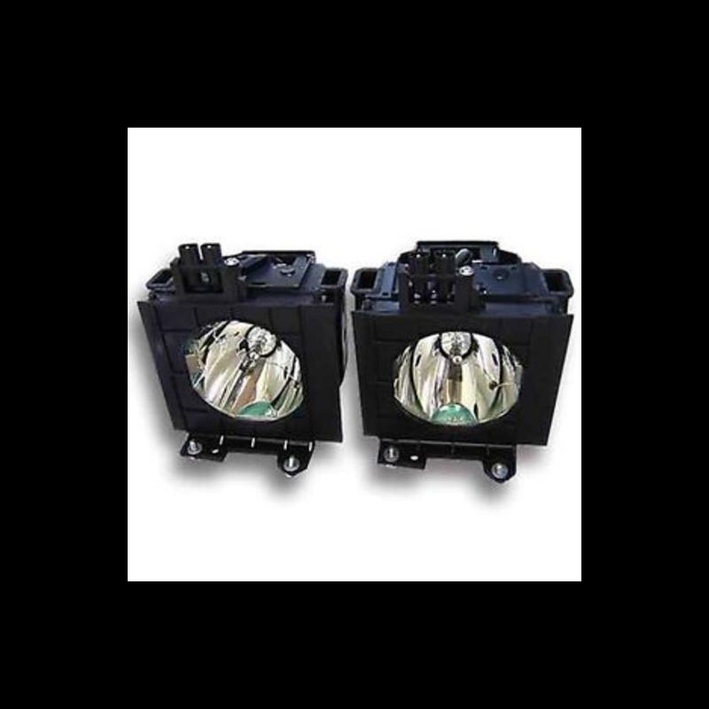 Kit de 2 Lâmpadas Panasonic ET-LAD55W para PT-D5500/D5600/DW5000.v