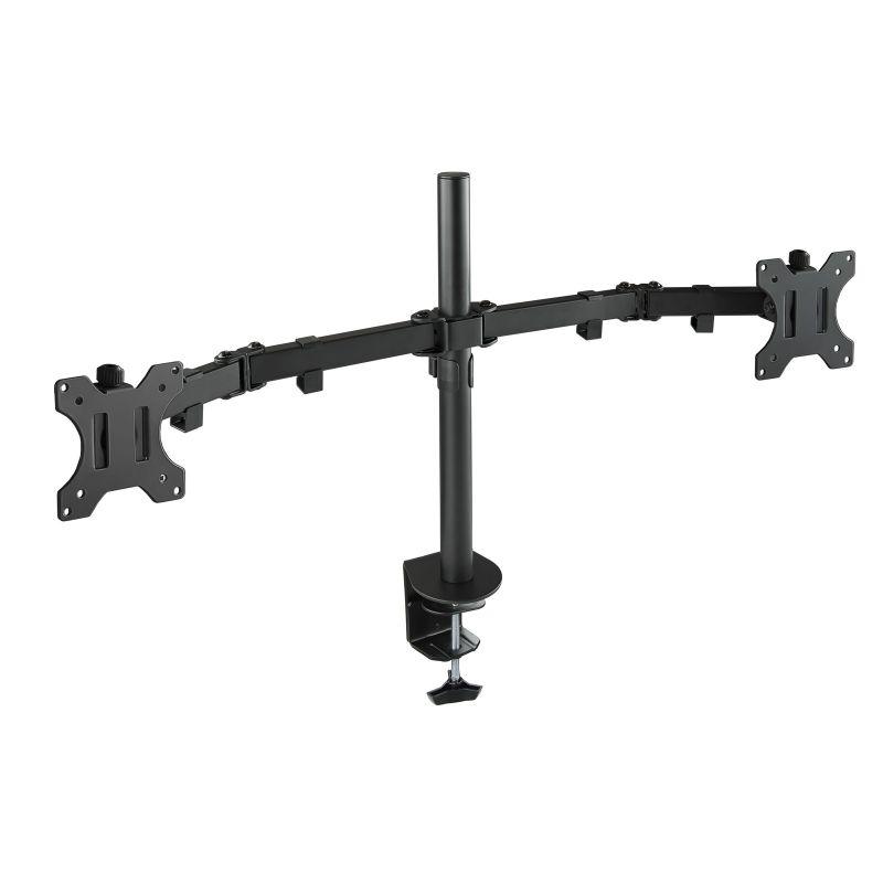 """TooQ DB1232TN-B suporte de mesa de ecrãs planos 81,3 cm (32"""") Fixação/Aparafusar Preto"""