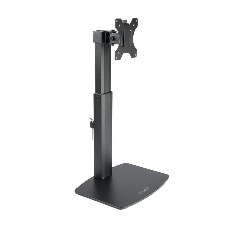"""TooQ DB1732TN-B suporte de mesa de ecrãs planos 81,3 cm (32"""") Independente Preto"""